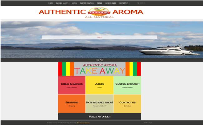 Authentic Aroma